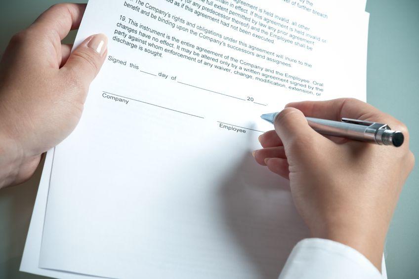 Les Clauses Obligatoires Du Contrat De Travail A Duree Indeterminee