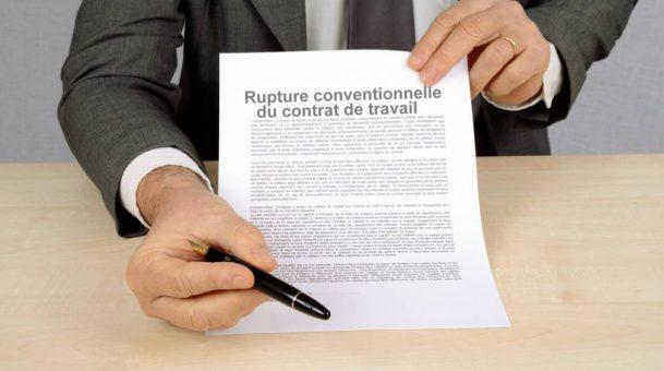 La rupture conventionnelle de contrat